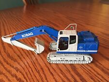 1/50 DIECAST NZG KOMATSU PC200-8 Hydraulic Excavator KIBAG Brand-New MIB
