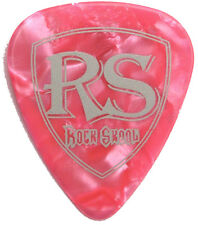 30 PINK PLECTRUMS PICKS electric acoustic string guitar