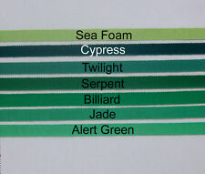 "3/8"" (10mm) Petersham Cotton Rayon Grosgrain Ribbon (3 yards)"