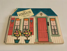 "Vintage Hallmark The Paper Doll Playhouse~""Full of Fun for a Nice Girl"" Nice"