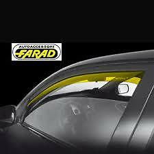 "DEFLETTORI ARIA ""FARAD"" X FIAT PUNTO '93-'99 5 PORTE - ANTITURBO ANTIVENTO 12251"