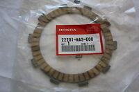 HONDA CB900F CBR600F4 CLUTCH FRICTION PLATE GENUINE OEM