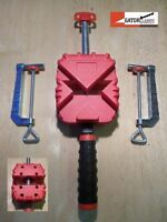 Gator Clamp N Vise 4 Mitre Corner Parallel inc 2x Table Clamps Picture Framing