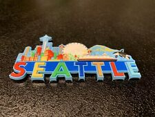 Seattle USA Magnet Kühlschrankmagnet Souvenir Neu
