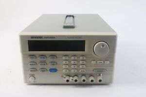GW Instek PSM-3004 Programmable Alimentation Électrique 30V .4A Ou 15V .7A