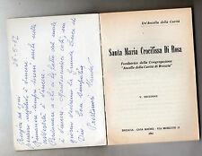 s.maria crocifissa di rosa  -anvcelle della carita' di brescia-crt stt ltt 7