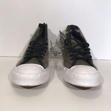 New Converse Jack Purcell WoolRich 153880C Signature Hi Boots Men Shoes Sz 4