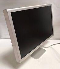 """23"""" Apple Cinema Display A1082 MONITOR LCD senza danni connettori di alimentazione PSU"""