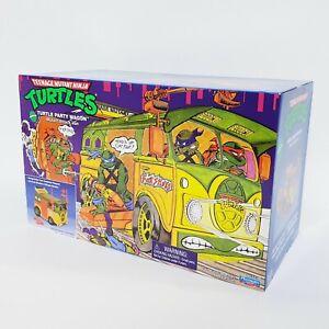 Teenage Mutant Ninja Turtles Party Wagon Attack Van 2021 Playmates New TMNT