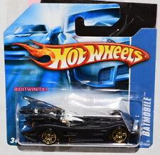 Hot Wheels 2006 Batmobile #207/223 Kurz Karte W+