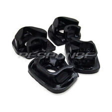 Energy Suspension Motor Mount Inserts Black Fits 02-05 Civic Si SiR 02-06 RSX