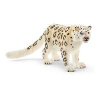 SCHLEICH Wild Life Snow Leopard Toy Figure