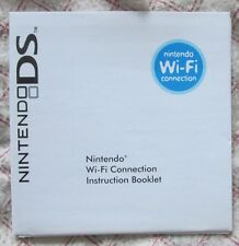 Nintendo DS - Nintendo Wi-Fi Connection Instructions Booklet (Manual only) #3