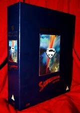 """""""SUPERMAN THE MOVIE"""" (Christopher Reeves) - DVD Box Set - EXCELLENT CONDITION"""