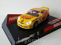 SCX Scalextric Slot Ninco 50256 Porsche 911 German Rally Pirelli Nº0