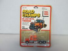 Road Champs Model Kenworth Truck (orange)