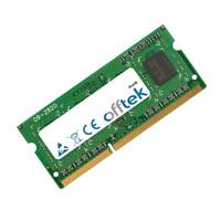 Memoria RAM HP-Compaq EliteBook 2540p (Low Voltage Processor) 1GB,2GB,4GB