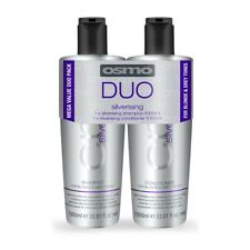 OSMO SILVERISING SHAMPOO 1000ML AND CONDITIONER 1000ML DUO PACK
