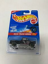 HOT WHEELS RACE TRUCK SERIES '56 FLASHSIDER  Black #1 1991