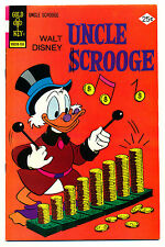 Walt Disney's Uncle Scrooge #119 (Gold Key) VF8.5