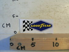 STICKER,DECAL GOOD YEAR FINISH FLAG A