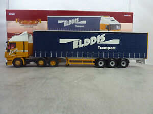 CORGI CC15001 - IVECO STRALIS CURTAINSIDE - ELDDIS TRANSPORT LTD