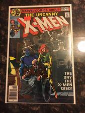 X-Men 114 (1978) Very Fine- (VF-) 7.5; Phoenix & Professor X Leave Team