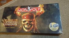 MONOPOLY ~ Disney's 2006 PIRATES of the CARIBBEAN Collector's Edition