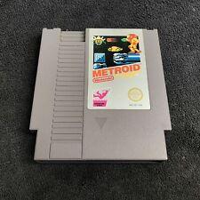 Nintendo NES Metroid FRA Très Bon état