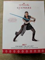Hallmark Keepsake Star Wars The Last Jedi Rey Christmas Tree Ornament gm1365