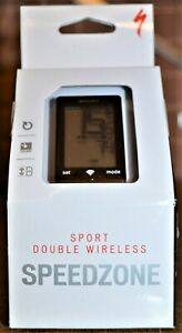 Specialized SpeedZone Sport Double Wireless ANT+- #48115-1320 - NEW