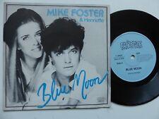 MIKE FOSTER & Henriette  Blue moon  FAIRYTALE  198032   RRR