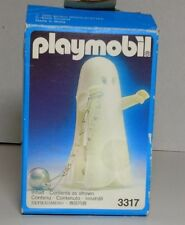 Playmobil 3317 Glow in the Dark Ghost NIP COLLECTOR SET EXCELLENT VINTAGE