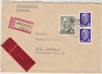 german democratic republic 1974 stamps cover ref 19205