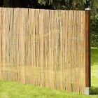 Brise-vue MACAO Natte de Bambou jardin Clôture coupe-vent 200X500 cm