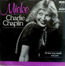 """7"""" 1978 NL-PRESS RAREIN VG+++ ! MIEKE : CHARLIE CHAPLIN"""