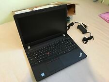 "Brand New 15.6"" Lenovo e570 Laptop with Upgraded i5 Processor and Memory"