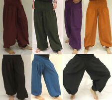 Cotton Hippie Regular Size Trousers for Women