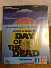 DAY OF THE DEAD BLU RAY STEELBOOK LIMITED EDITION Arrow Video NEW SEALED
