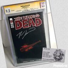 Walking Dead Comic #100 Lucille Cgc 9.2 Signature Series Robert Kirkman Auto