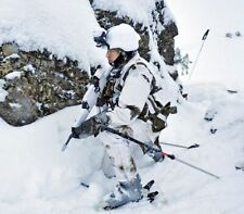 Russian Military Snow Camouflage White Camo Winter Jacket Coat SIZE S-XXXL