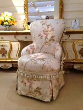 Dining Room Chair 1 Seat E67 Armchair Wood Luxury Class Baroque Rococo Furniture