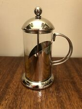 LACAFETIERE STAINLESS & GLASS COFFEE PRESS - 3 CUP-12 OZ.