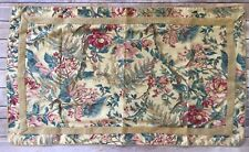 Ralph Lauren Tangier Floral King Size Pillow Sham Jute Twine Trim