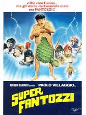 Dvd SuperFantozzi - (1986) *** Paolo Villaggio ***.....NUOVO