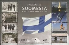 Finland 2007 Independence 90th/Memories/Horse/Skiing/Fire/Fishing 8v m/s  n44519