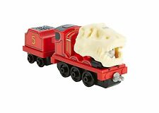 DINO DISCOVERY JAMES Talking Metal Train Engine - Thomas & Friends Adventures