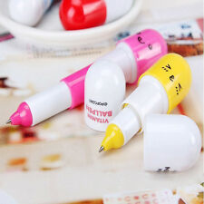 Innovative Cute Telescopic Ball Pen Kawaii Korean Style Facial Expressions