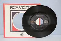 JEFFERSON AIRPLANE  Somebody To Love  45 RPM  RCA 9140  NEAR MINT  1967