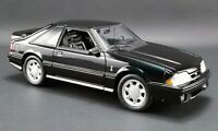 GMP 1:18 1993 Ford Mustang Cobra-black interior PRE ORDER SOLD OUT THRPUGH ACME